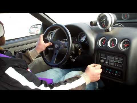 SpeedMullet bracket racing stick shift thirdgen camaro