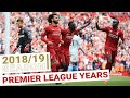 Every Premier League Goal 2018/19 | Salah & Mane Share Golden Boot As The Reds Hit 96 Points