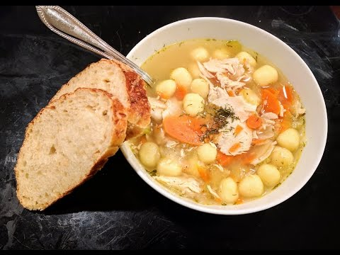 Easy Steps To Make Delicious Chicken Gnocchi Soup   How To