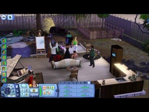 The Sims 3 - Desafio do Hospício Insano (Ep.3)