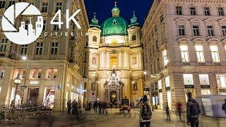 Vienna in 4K