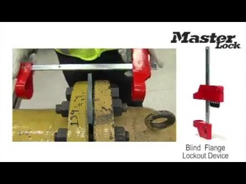 Master Lock Model Nos. S3922, S3923, and S3924 Blind Lockout Informational Video