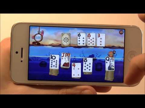 Solitaire Blitz - Video Recensione Gameplay