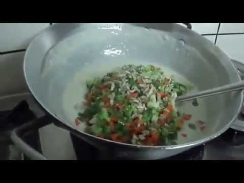 How to make healthy Baked vegetables without oil, butter or cheese 360p