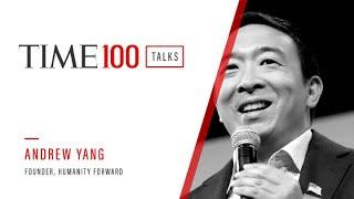 Andrew Yang | TIME100 Talks