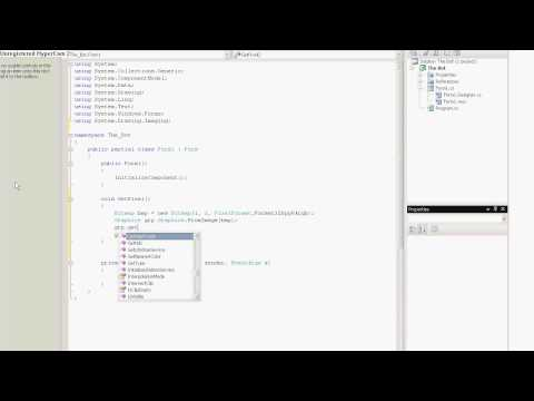 Tutorial - How to write a simple (MMO)RPG bot in C# 1/2