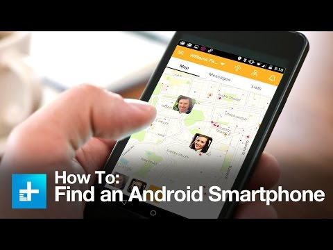 How to Find a Lost Android Smartphone