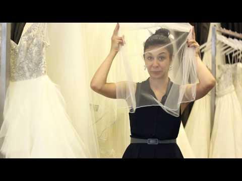 Wedding Veils Myths : Wedding Dresses & Bridal Fashion
