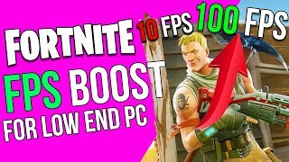 Fortnite Fps Boost Low End Pc | Fortnite Aimbot Download On Xbox