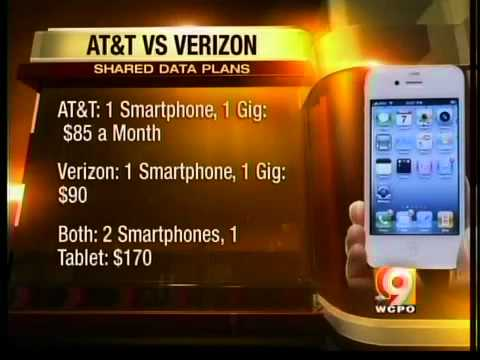 Shared data plans good for customers?