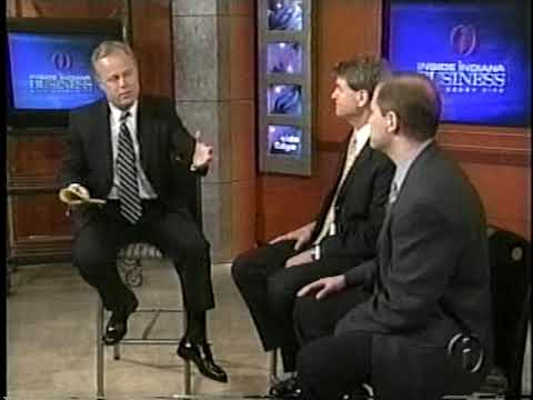 2006 - Aviation Core Matrix & DePauw on TV's 'Inside Indiana Business'