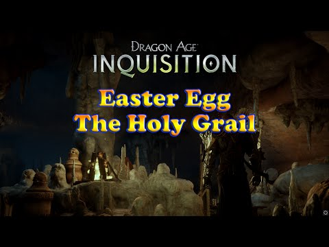 Dragon Age: Inquisition - The Holy Grail - Easter Egg