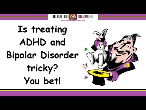 Got ADHD and Bipolar Disorder? Learn How It is Treated