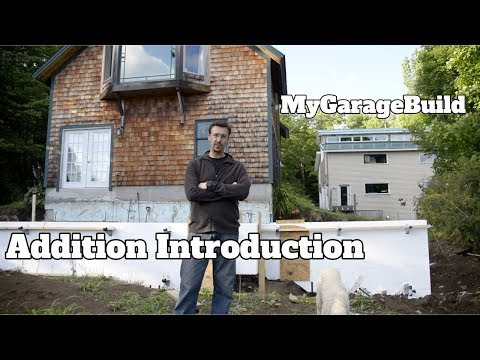 Introducing the Addition Project ( in the middle of the project...)