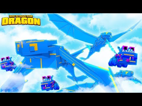 ROYAL DRAGON ARMY COME TO MY NAITON! How To Train Your Dragon
