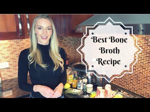 Best Bone Broth Recipe in a Slow Cooker