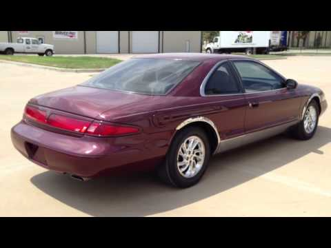 Suspension Lincoln 1997 Lincoln Continental Rear Air Conversion By