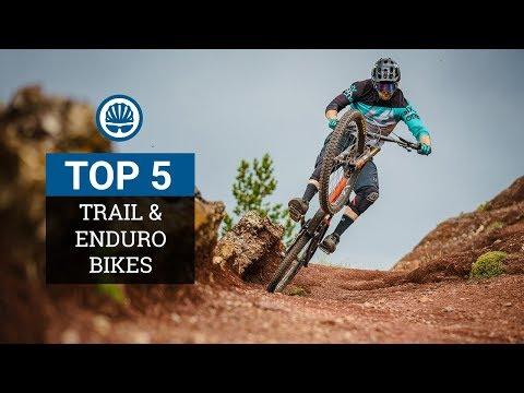 Top 5 - Trail & Enduro Bikes 2018