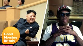 NBA Star on New Documentary and Being Friends with Kim Jong Un | Good Morning Britain