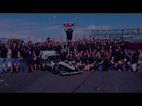 Team Bath Racing Crowdfunding Campaign 2017