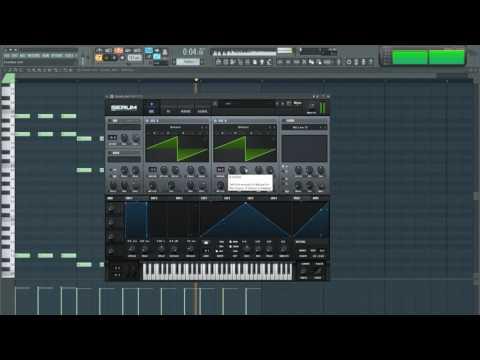 How to Make Lush EDM Chords using Serum