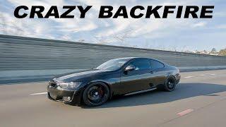 BMW E92 335i JB4 0-250 km/h Acceleration 0-150 mph - PakVim