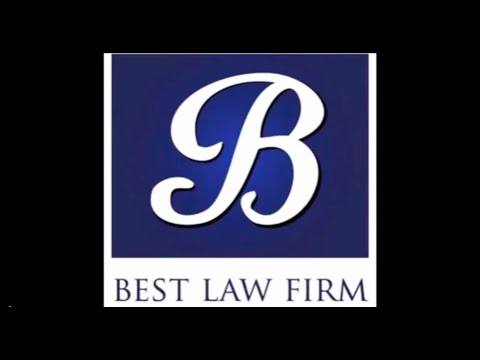 Welcome to The Best Law Firm!