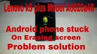 Lenovo Vibe K5 A6020a40 Flash With Sahara fail Solution