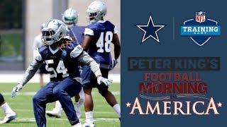 Dallas Cowboys Training Camp 2018: Three Things to Know I NFL I NBC Sports
