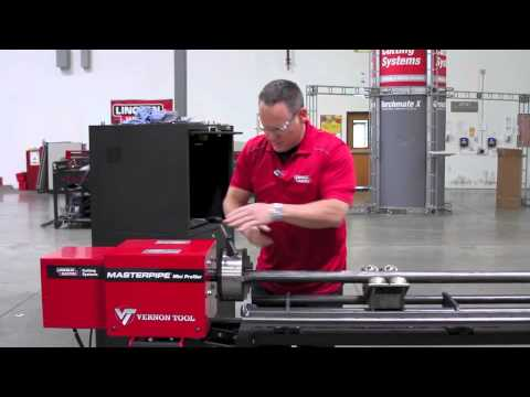 Vernon Tool Masterpipe Mini Profiler Demo