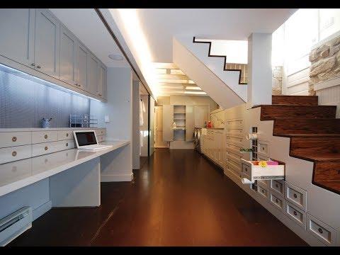 Basement Storage Cabinets Design Ideas