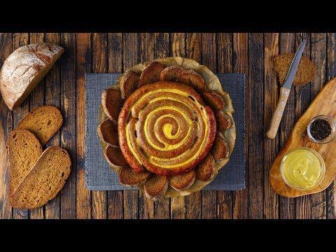 Rope Sausage Pie: A true rainy day savior