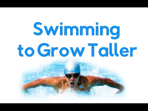 Does Swimming Help You Grow Taller?