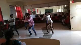 Srits Clg Annuval Day Celebration..dance I