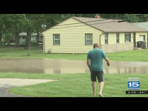 Water Main Breaks Cause Frustration