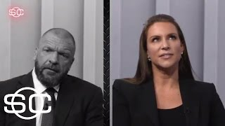 Triple H and Stephanie McMahon Play Know Your Spouse | SportsCenter | March 31, 201