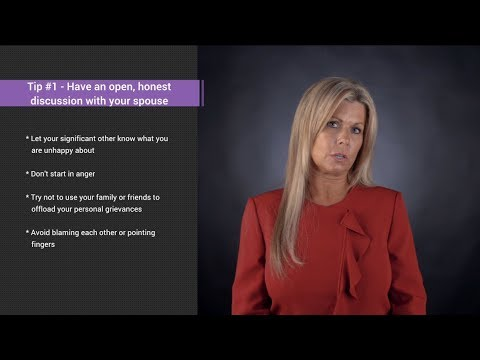How to Avoid Divorce | Orange County Divorce Mediation Specialist | McNamee Mediations