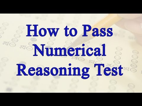 How to Pass Numerical Reasoning Test (With Numerical Test Example)