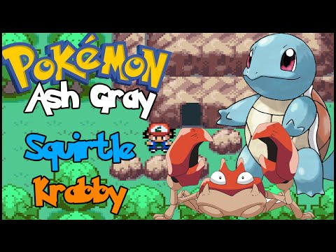 Squirtle e Krabby! - Ash Gray #8