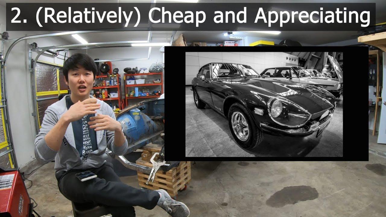 5 Reasons Why You Should Buy a Datsun Z! - 240Z / 260Z / 280Z/X