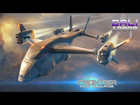 Frontier Pilot Simulator PC Gameplay