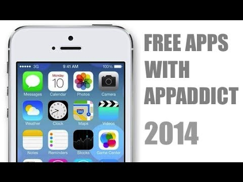 Get Free Paid Apps on IOS 7 Jailbroken (AppAddict) (Installous alternative)