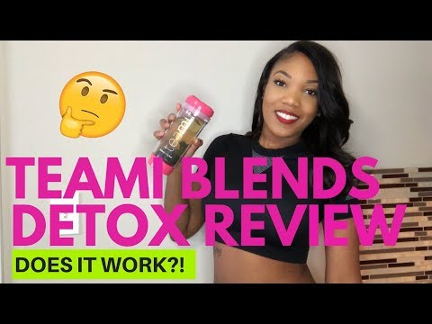 Does Detox Tea Work? | Teami Blends Review | Lose Weight Fast