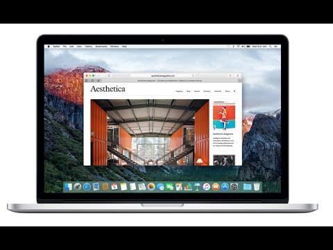 Mac - Safari Settings Tutorial