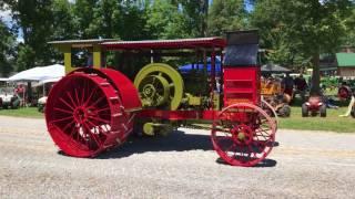 International Harvester 30-60 Mogul & Titan at Rushville, Indiana Show 2017