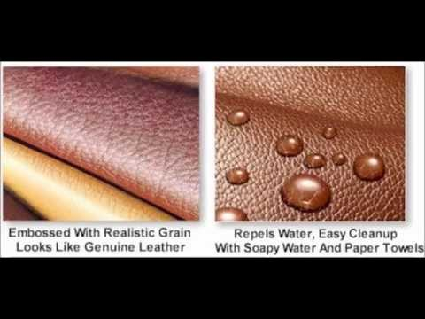 Leather Look Futon Covers - Futon Covers Online