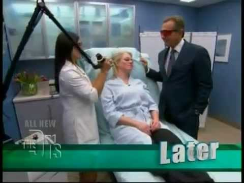 Spring Cleaning your Skin - Dr. Sandra Lee performs the