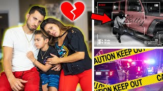 SOMEBODY BROKE INTO OUR NEW CAR! (LIVE FOOTAGE) 💔 | The Royalty Family
