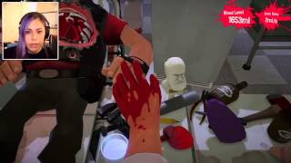 EXPLODING HEARTS SINCE 1988 - Surgeon Simulator 2013 - Ep 6