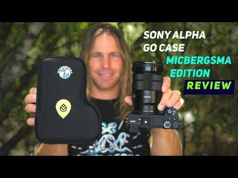 GoScope Alpha Go Case SONY A6500 MICBERGSMA EDITION!!! (Review!)